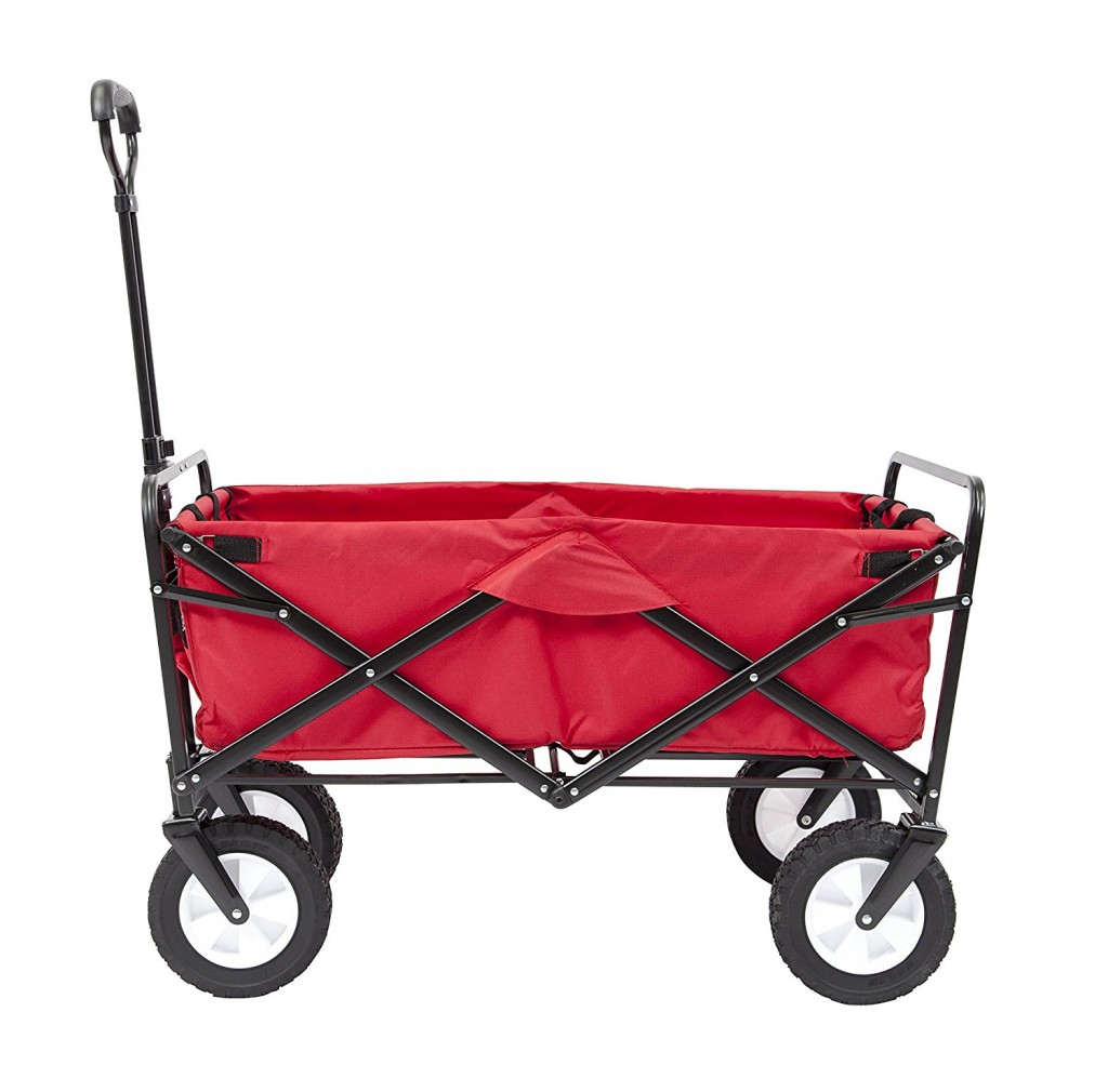 Costco Folding Utility Cart