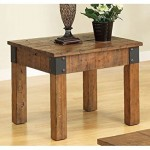 Country Style End Tables