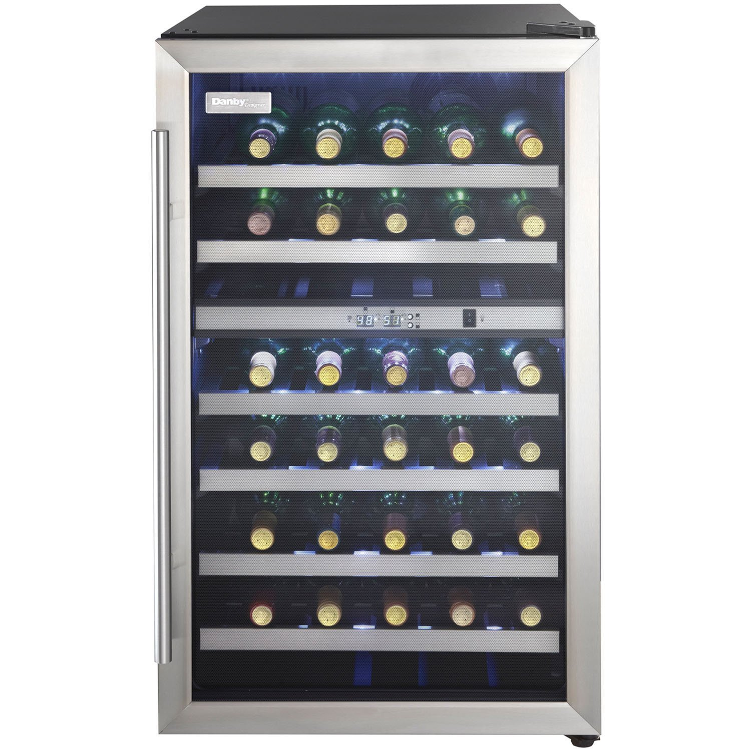 Danby dual zone wine cooler decor ideasdecor ideas for Decor wine cooler