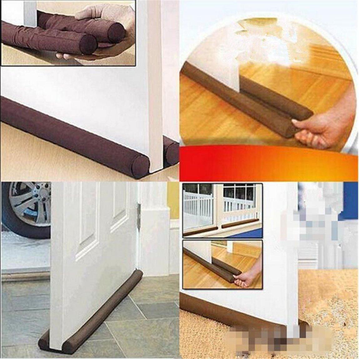 Double Door Draft Stopper Decor Ideasdecor Ideas