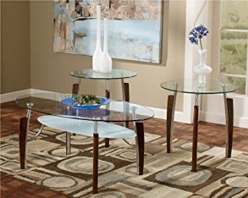 End Table Set Of 3