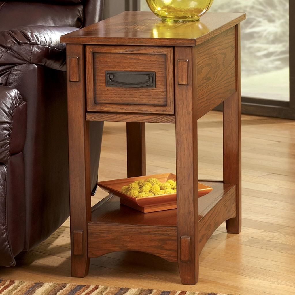 End Tables With Power Outlets