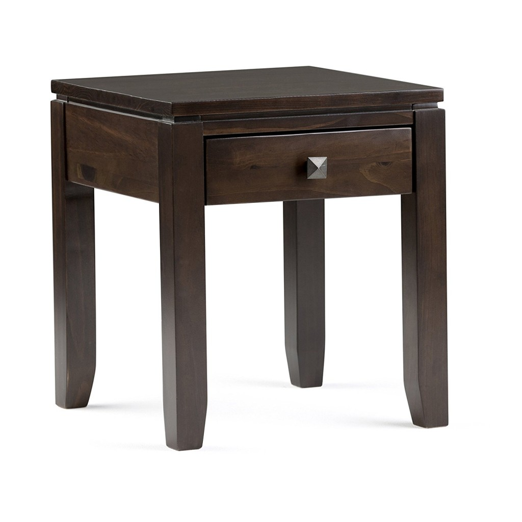 Floating End Table