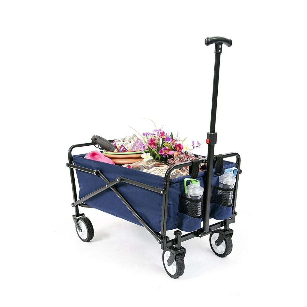 Garden Utility Cart Wagon