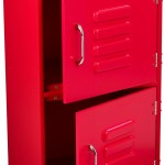 Locker Style Storage