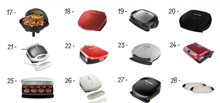 44 Best George Foreman Grill
