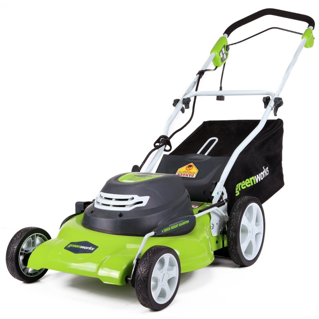 Electric Lawn Mowers At Lowes Decor IdeasDecor Ideas