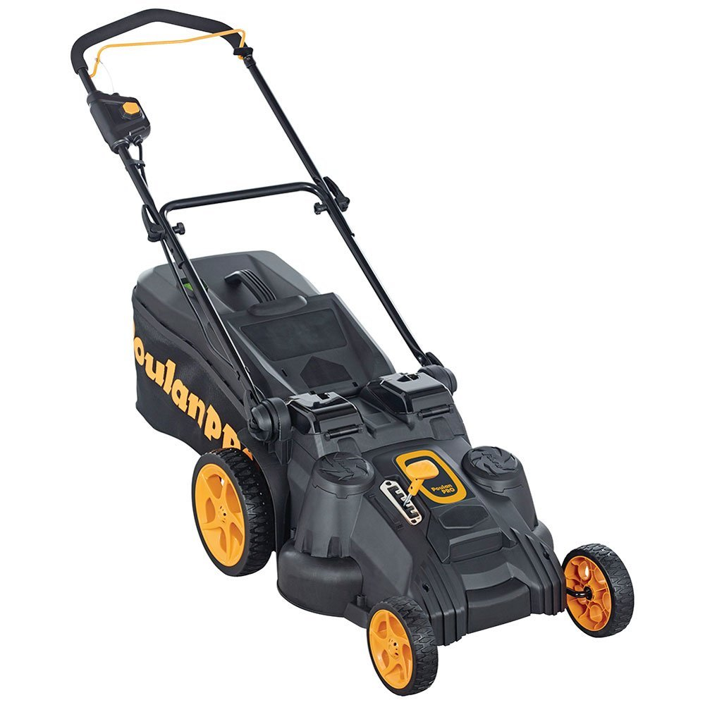 Electric Start Lawn Mowers
