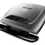 George Foreman Grill Temperature