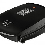 George Foreman Grilling Times