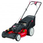 Self Propelled Gas Lawn Mower