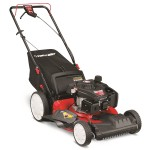 Troy Bilt Self Propelled Lawn Mower