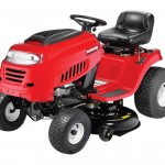 Yard Machine Riding Lawn Mower