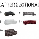 10 Best Leather Sectional Couches