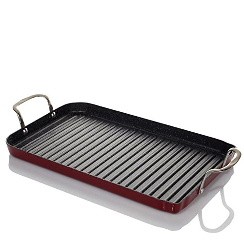 Double Burner Grill Pan