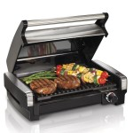 Indoor Grills With Removable Plates