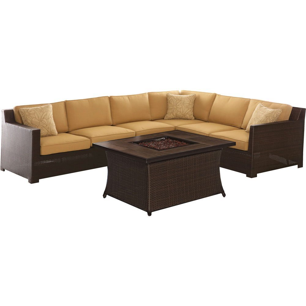 Pit Sectional Couch