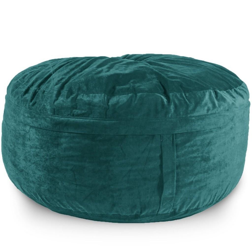 Teal Bean Bag Chair