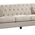 Tufted Sectional Couch