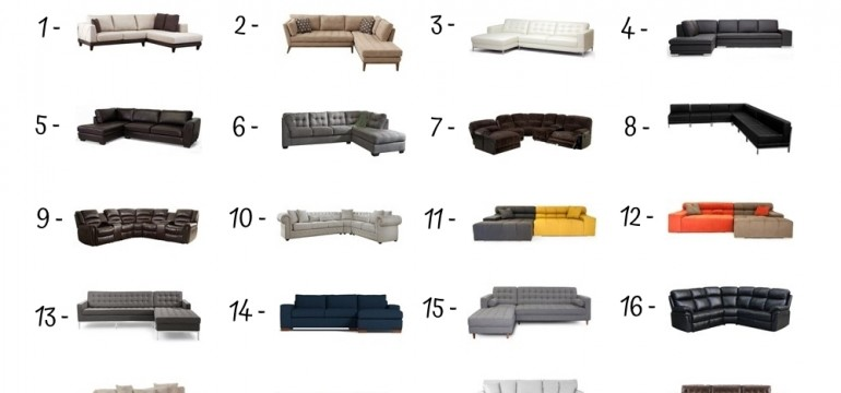 20 Best Sectional Couch Under 2500$