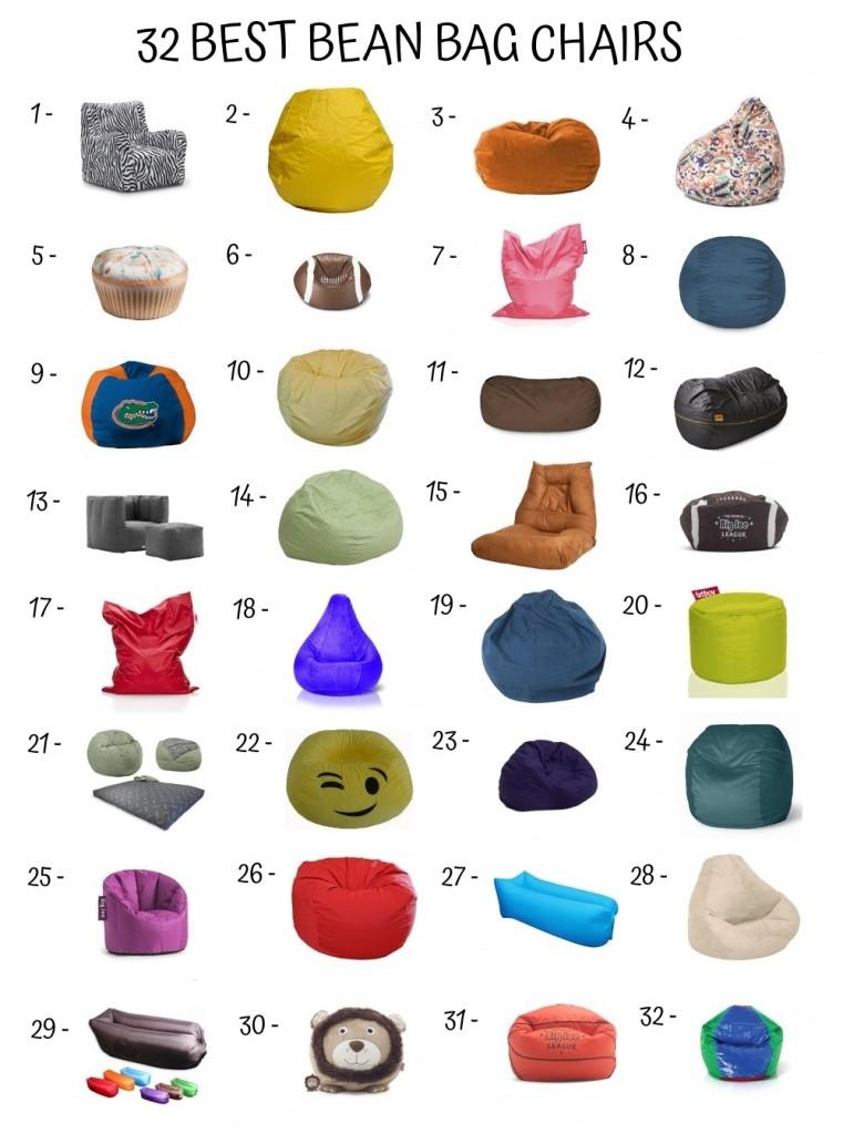 32 Best Bean Bag Chairs