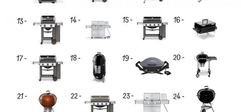 36 Best Weber Grills
