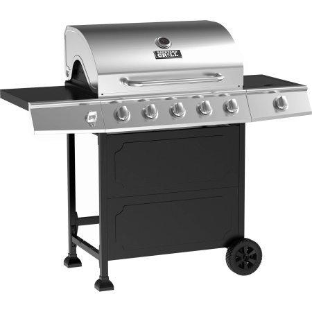 5 Burner Gas Grill