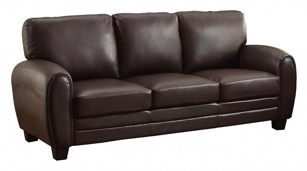 Homelegance 9734DB 3 Upholstered Sofa