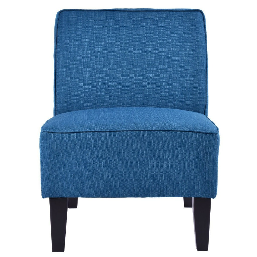 Blue Accent Chairs For Living Room
