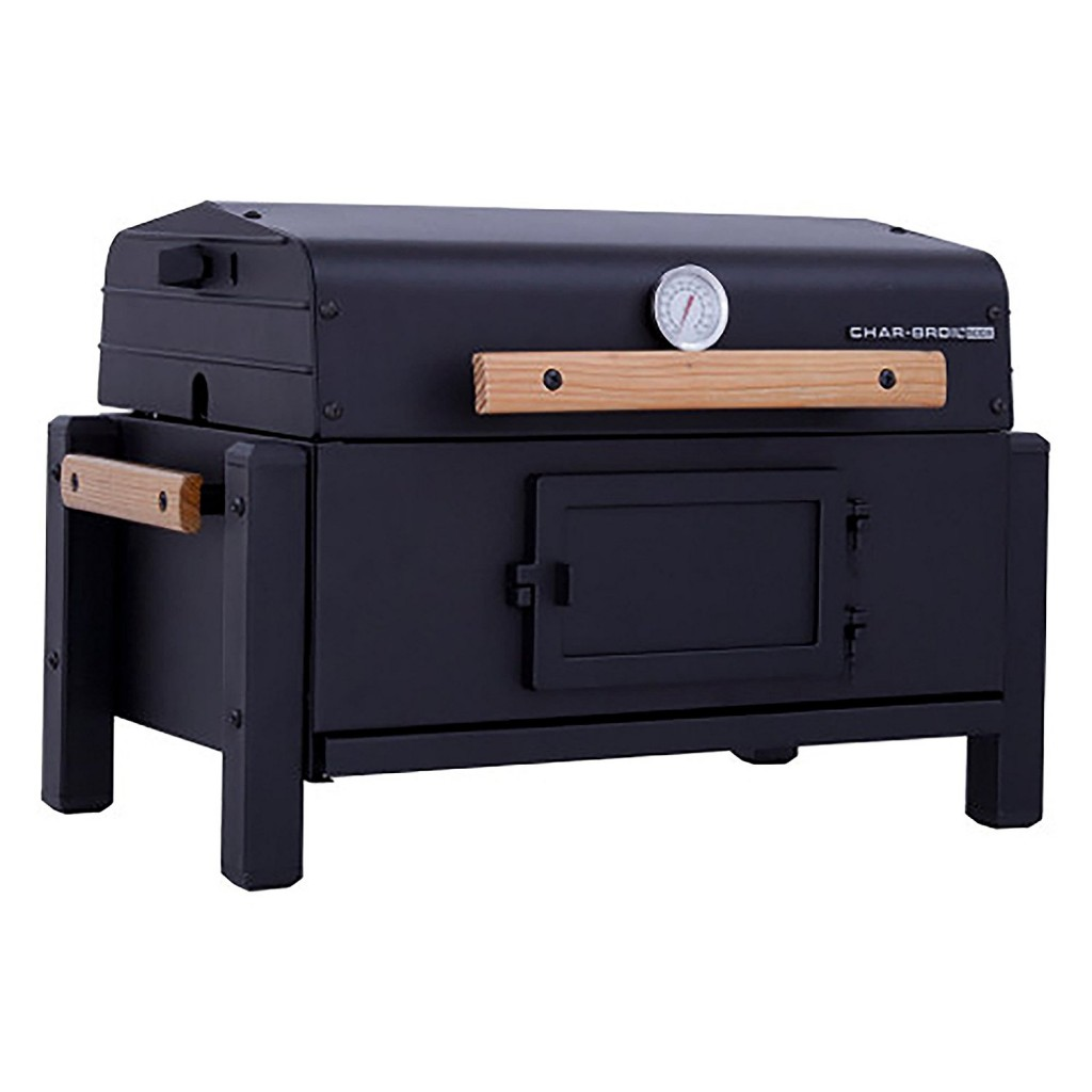 Cast Iron Charcoal Grill
