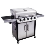 Char Broil 5 Burner Gas Grill