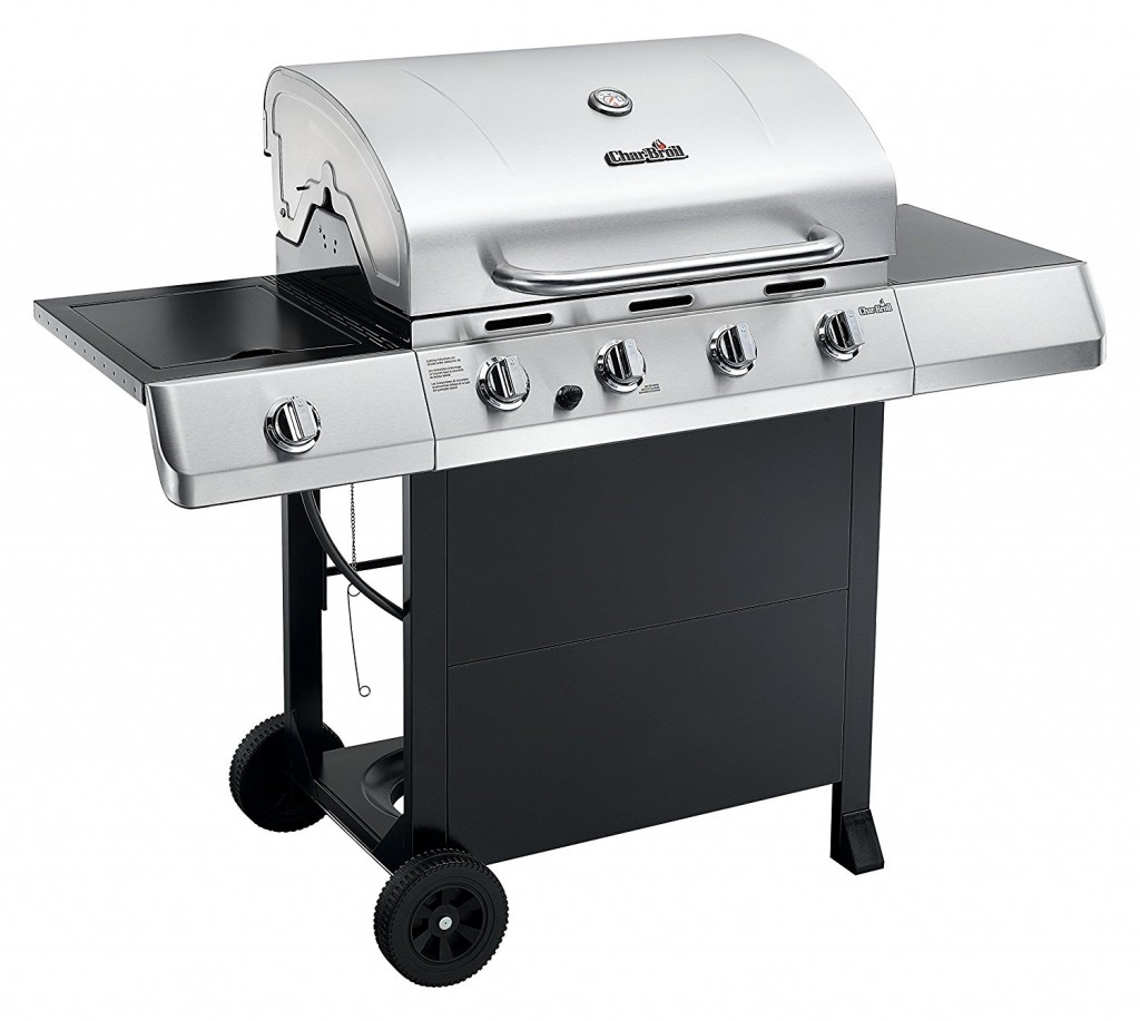 Natural Gas Bbq Grill