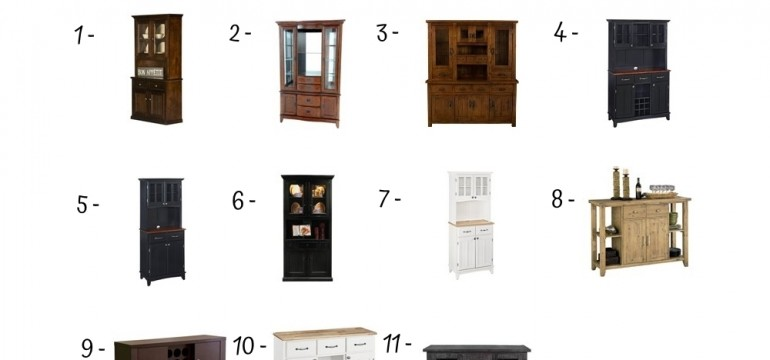 11 Best Buffet Hutch