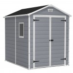 8x8 Plastic Storage Shed
