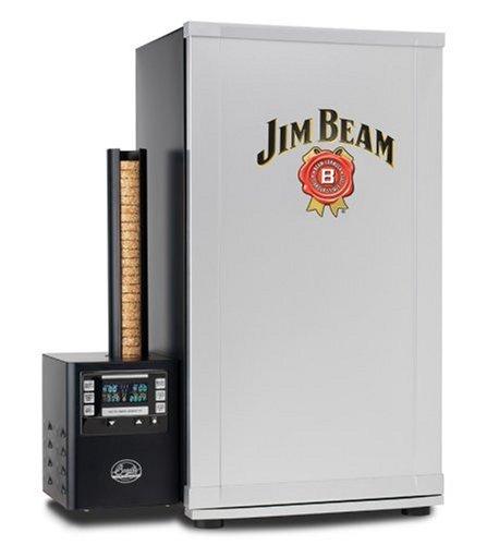 Jim Beam BTDS76JB Bradley Smoker