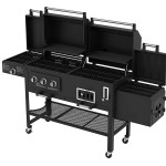 Smoke Hollow 8500 LP GasCharcoal Grill