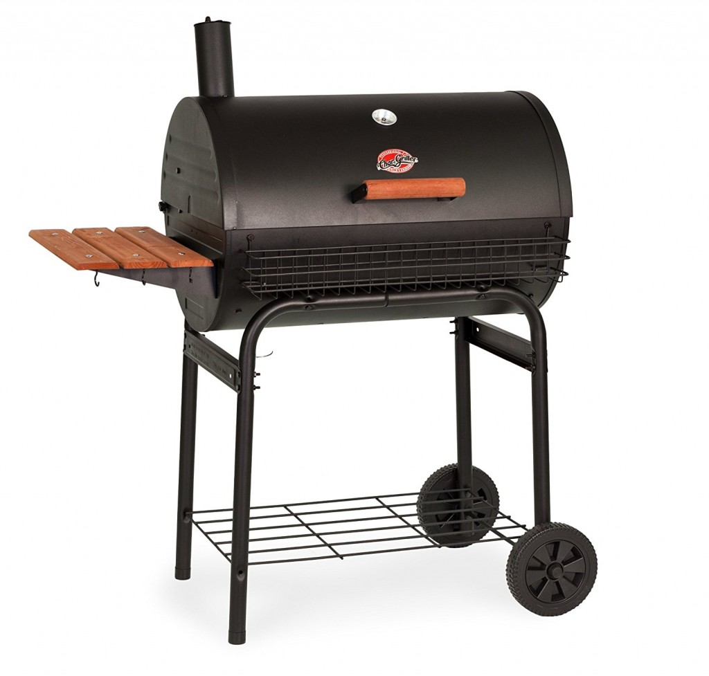 Bbq Pro Deluxe Charcoal Grill