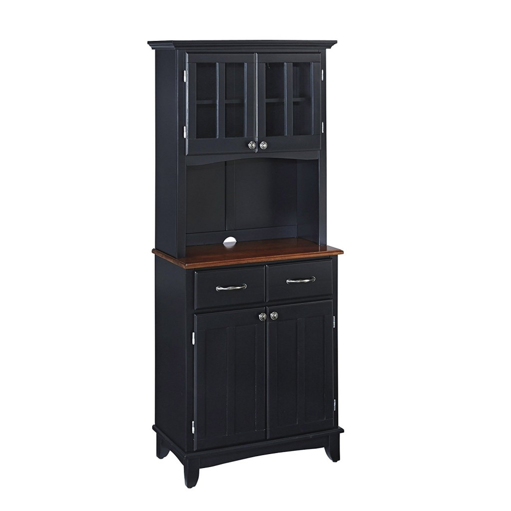 Black Hutch Buffet