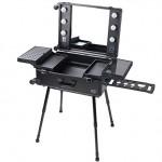 Black Makeup Table