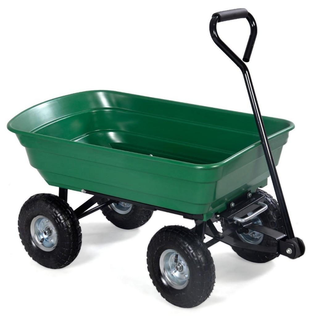 Garden Dump Wagon