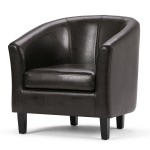 Leather Accent Chairs For Living Room
