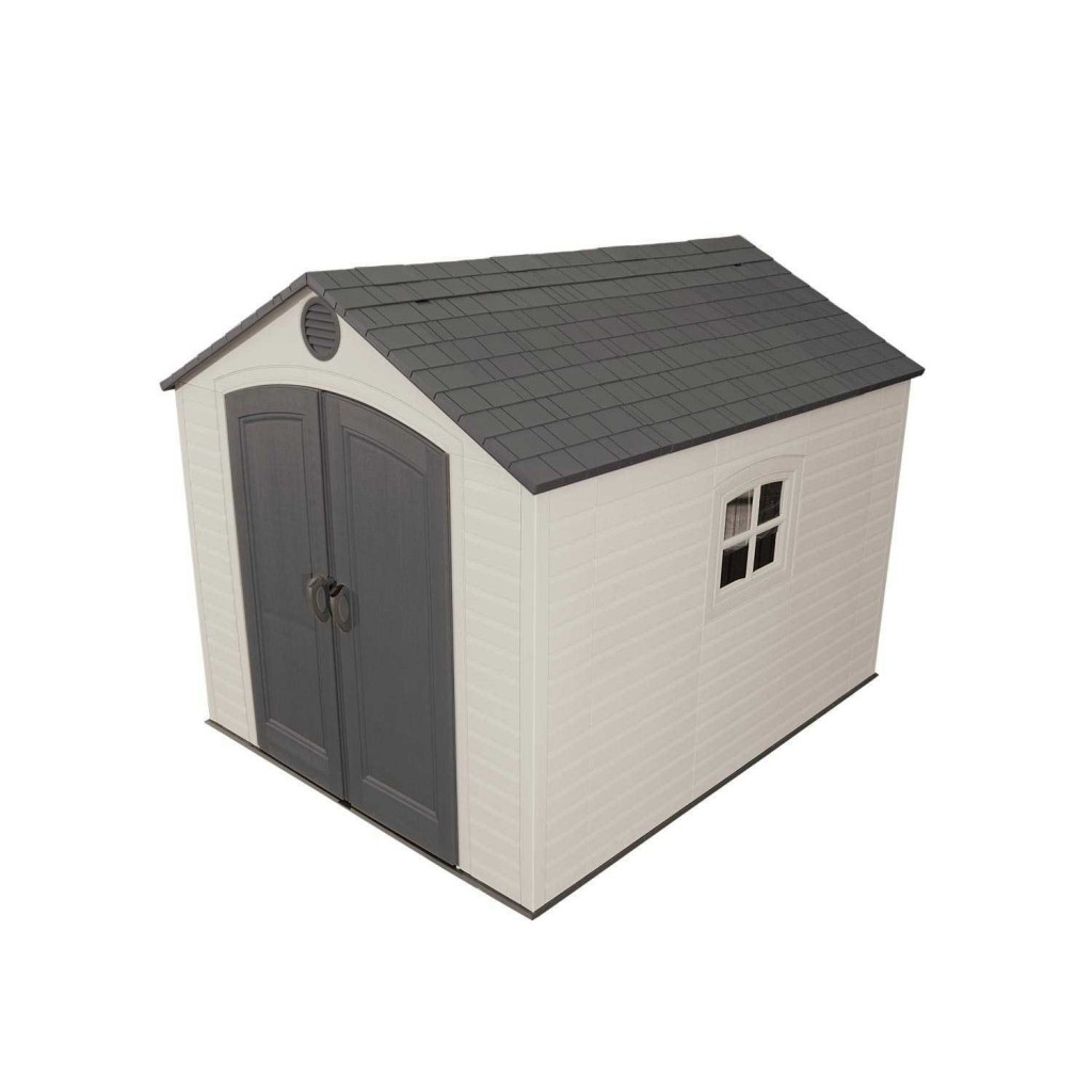 Lowes Plastic Storage Sheds