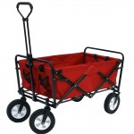 Mac Sports Folding Utility Wagon