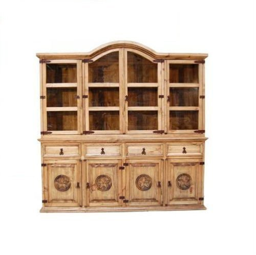 Rustic China Hutch