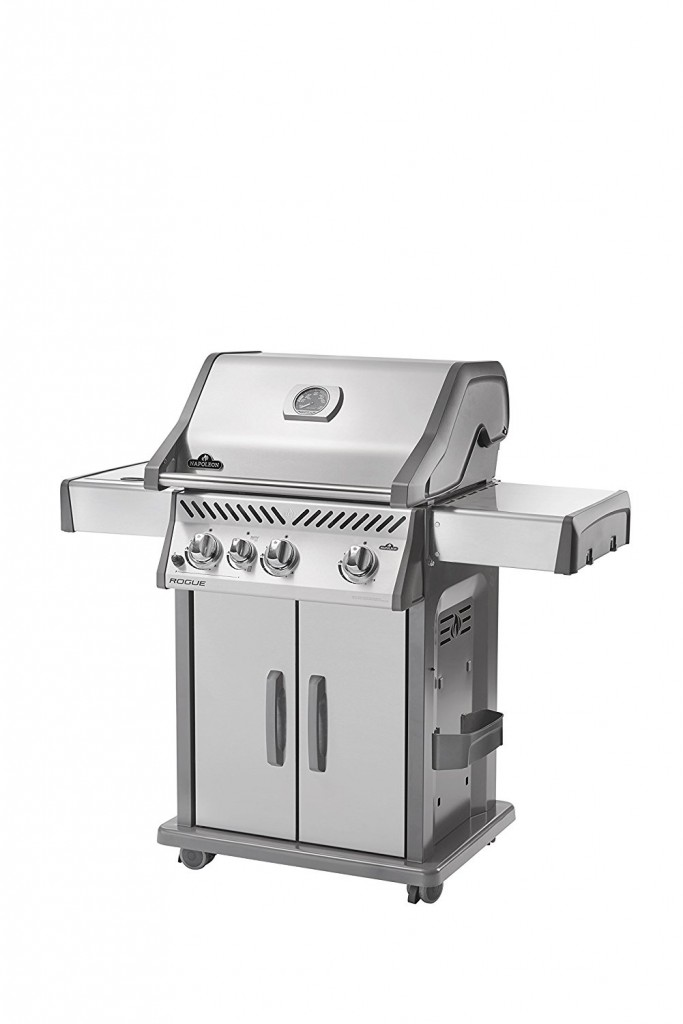 Stainless Gas Grill