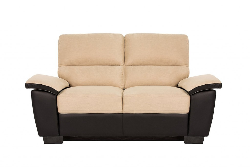 Microfiber Leather Couch