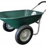 2 Wheel Garden Cart