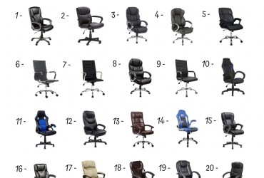 20 Best Executive Chair Under 100$