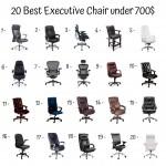 20 Best Executive Chair Under 700$