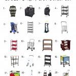 20 Best Utility Cart Under 50$